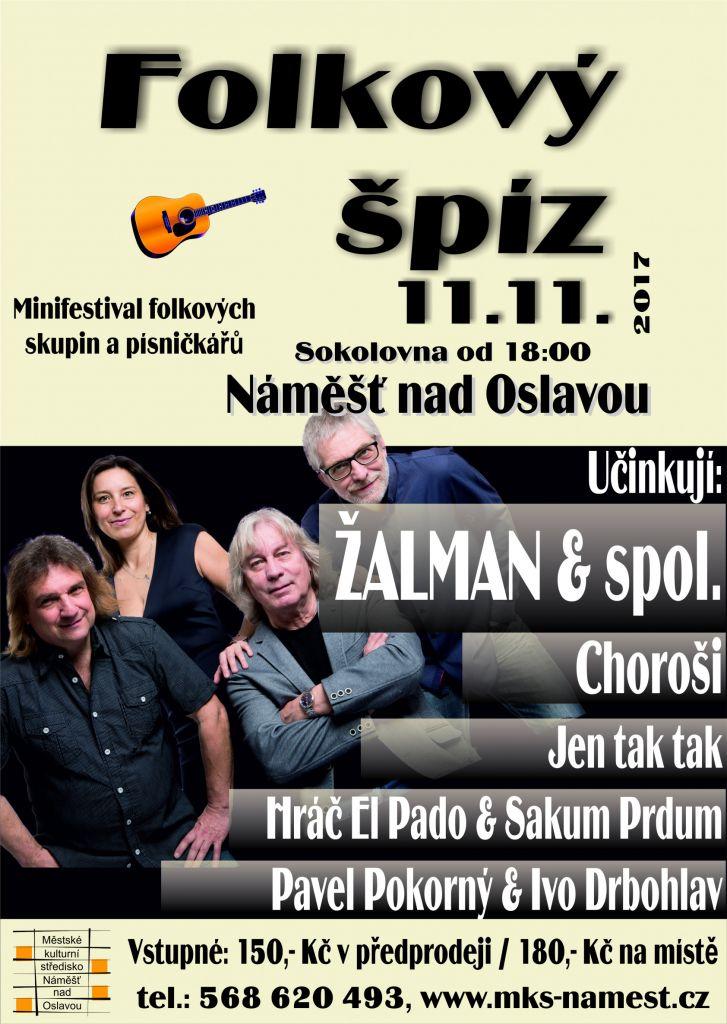 Folkový špíz, Náměšť nad Oslavou 1