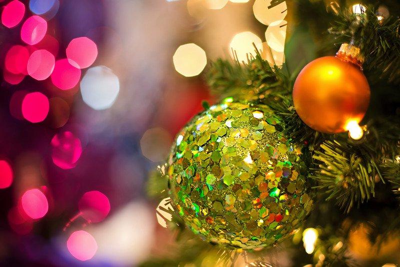 Slavnostní rozsvícení vánočního stromu v Koněšíně 1