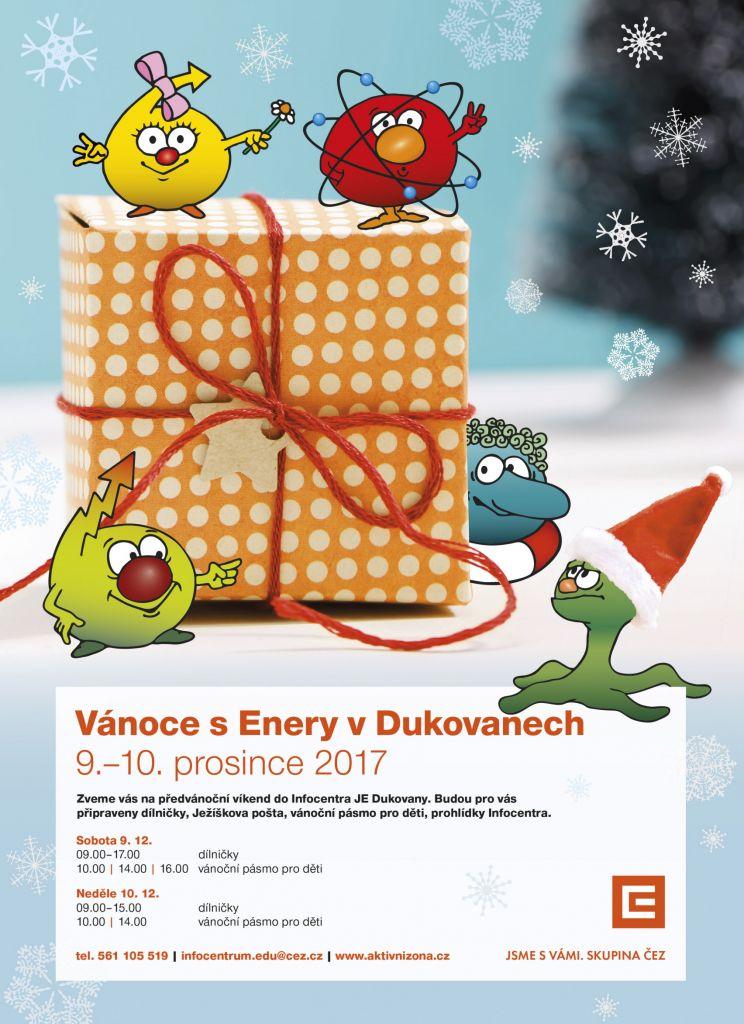 Vánoce s Enery v Dukovanech 1