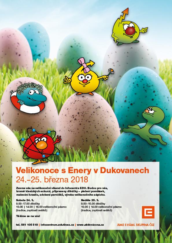 Velikonoce s Enery v Dukovanech 1