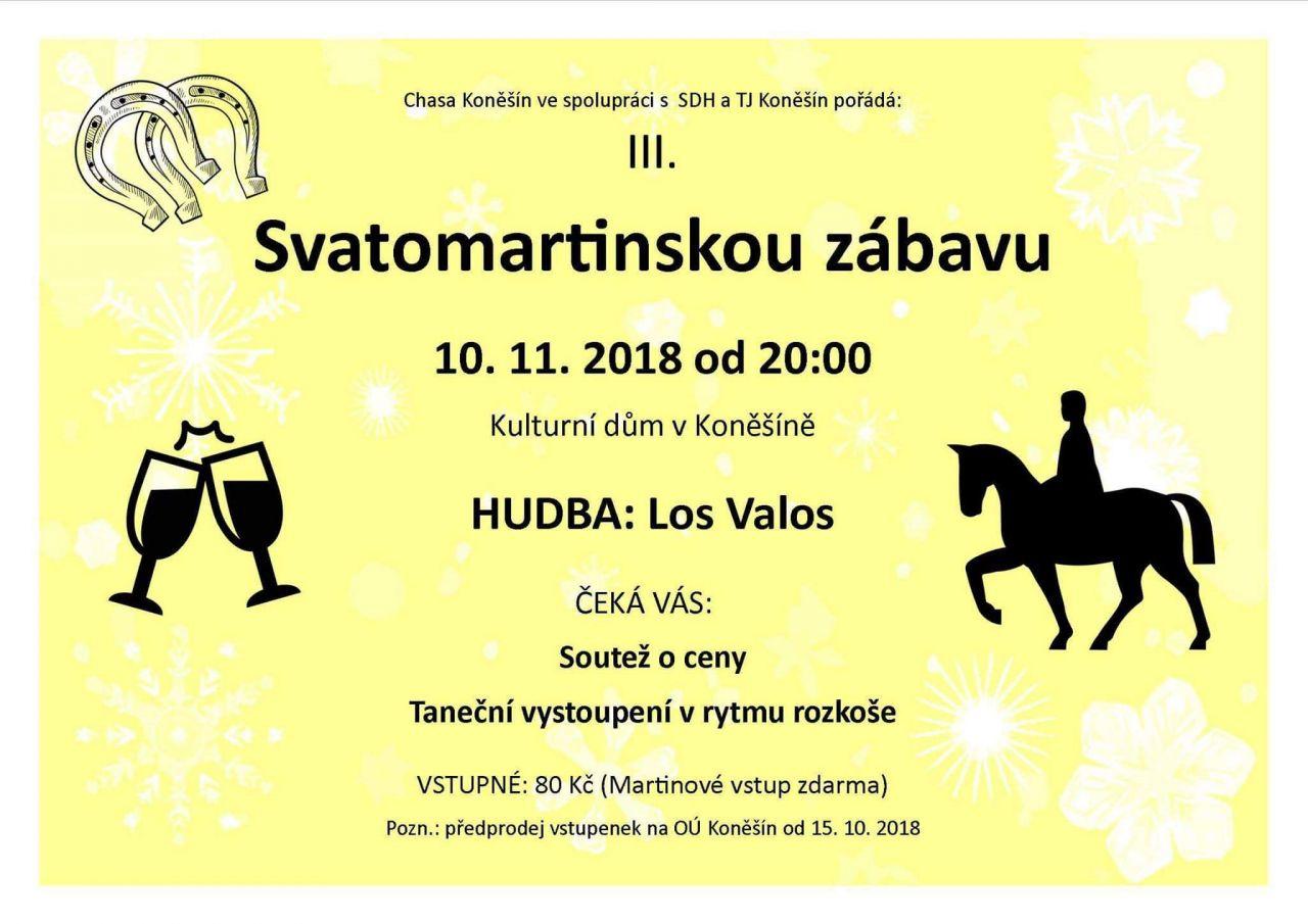 Svatomartinská zábava III.