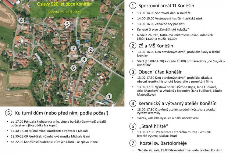 Mapa sprogramem